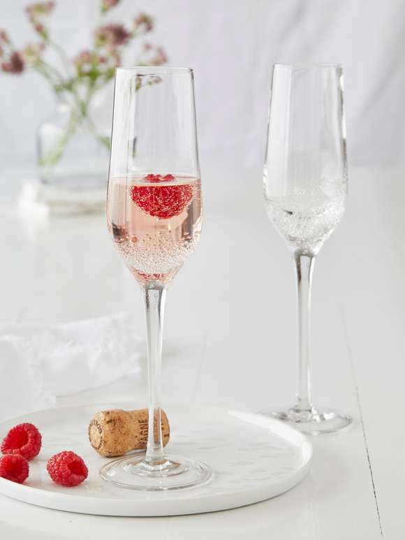 Champagne Bubble Glasses