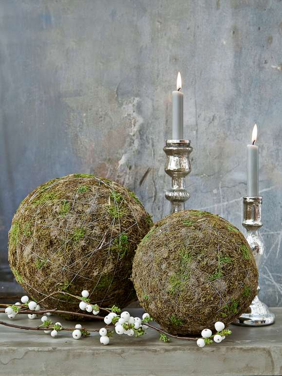 Decorative Moss Balls