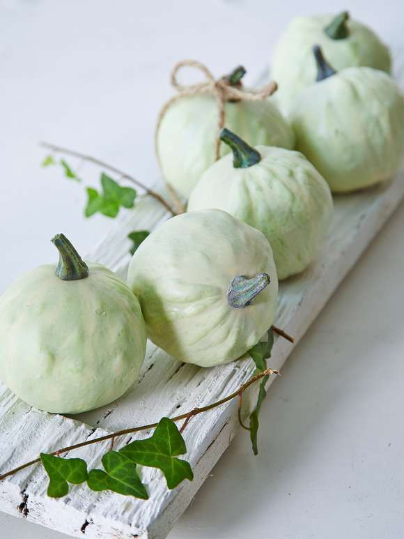 Decorative Faux Pumpkin