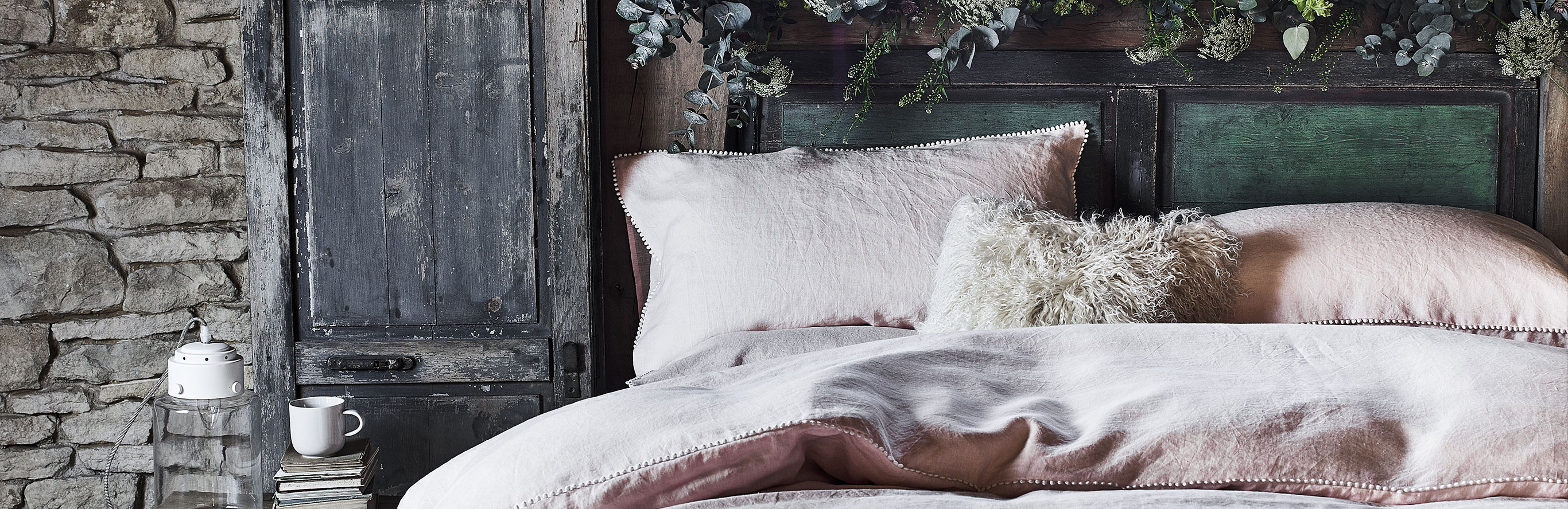 Soft Scandi Bedding