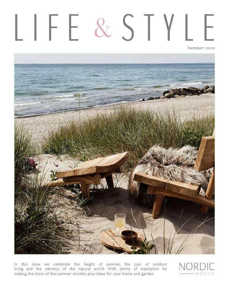Nordic House  |  Life & Style Magazine  |  In this issue we embrace the joys of outdoor living and the vibrancy of the natural world plus intuitive ideas for your home and garden. We hope that these pages offer you a sense of connection and help to inspire and uplift you as we navigate the coming months.
