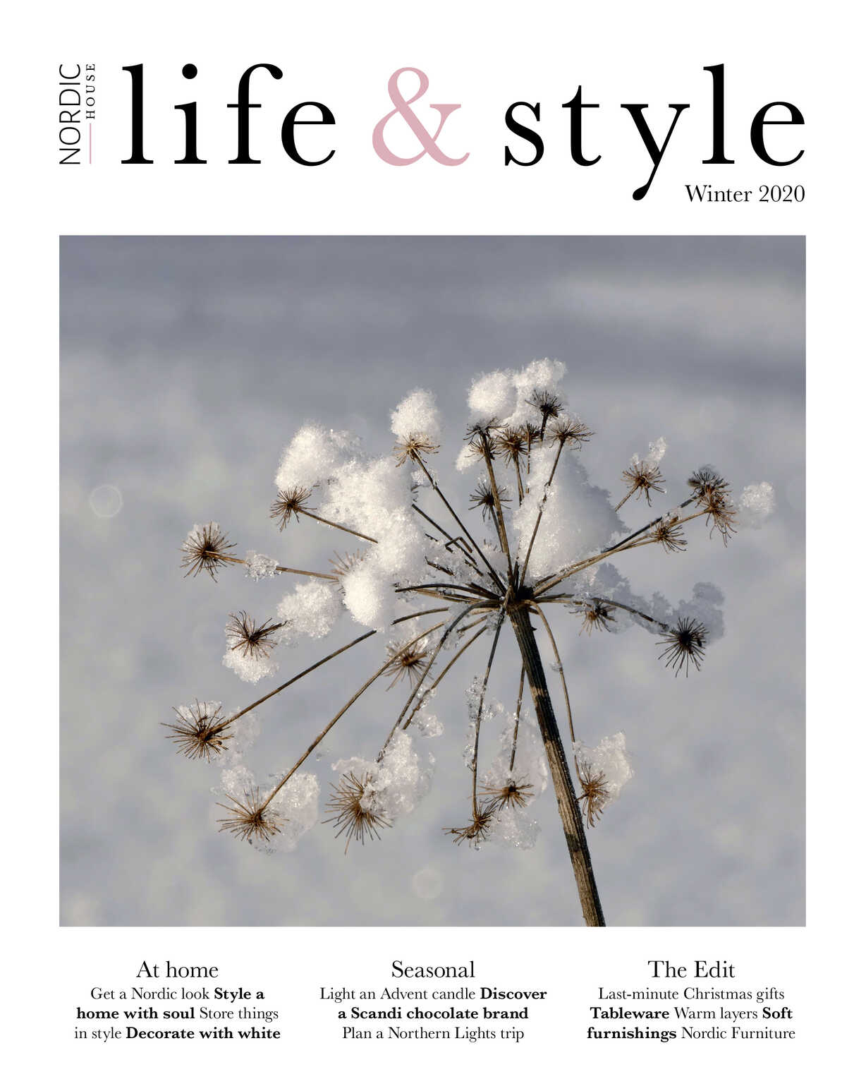 Request your copy of our beautiful winter magazine