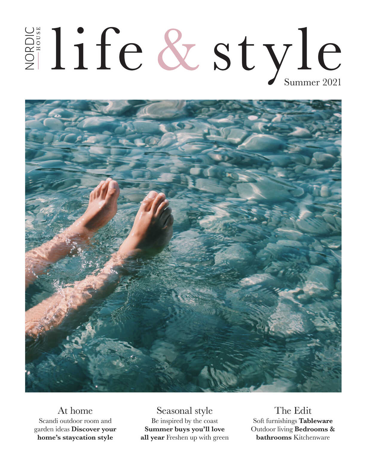 Request your copy of our beautiful summer magazine