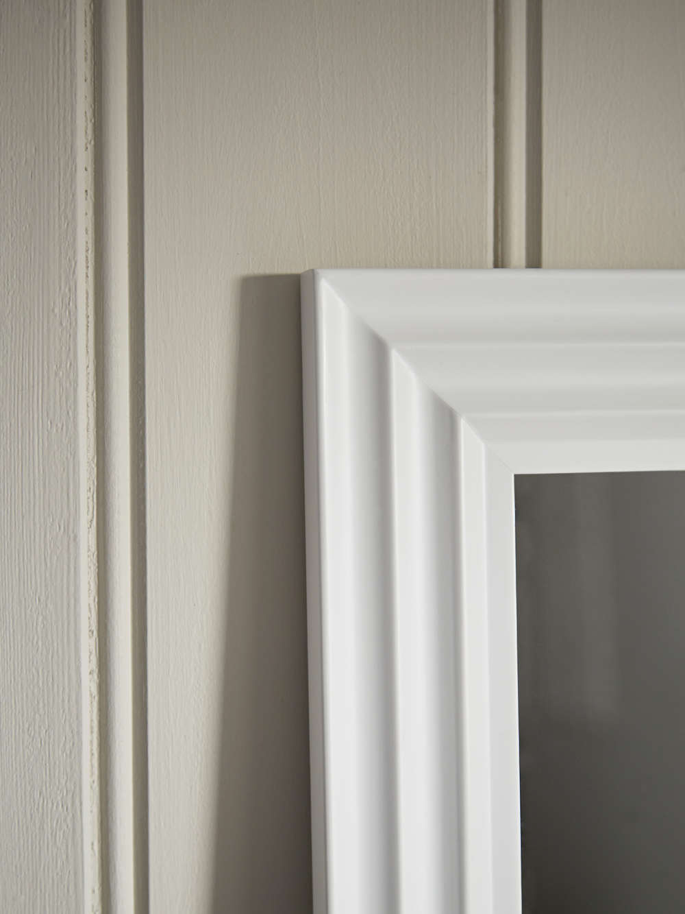 Nordic White Mirror Scandi White Mirror Nordic House