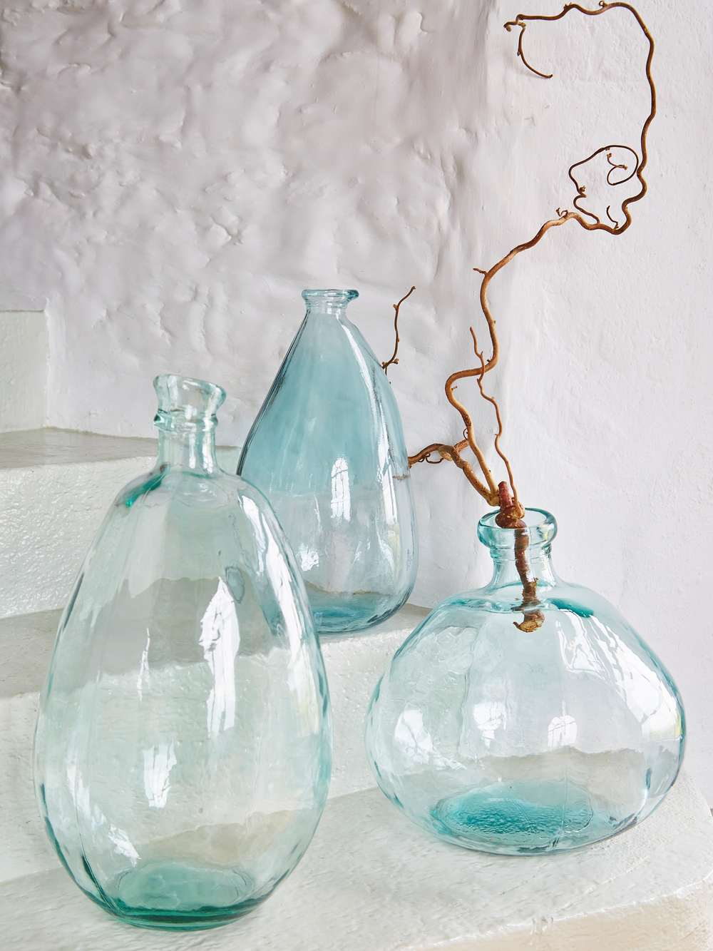 Recycled Glass Bottle L