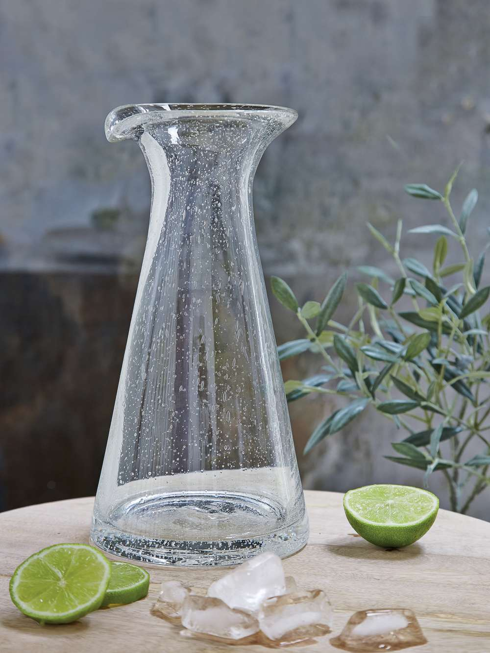 Bubble Glass Carafe Scandi Carafe Nordic House
