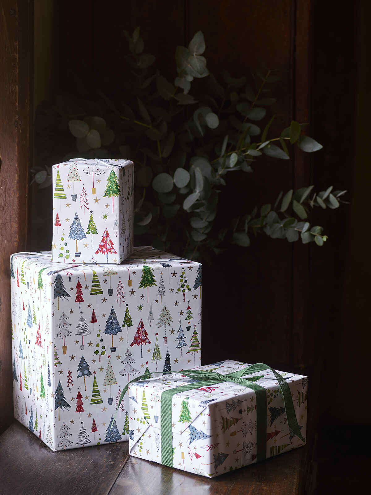 Nordic House Nordic Folk Gift Wrapping Paper