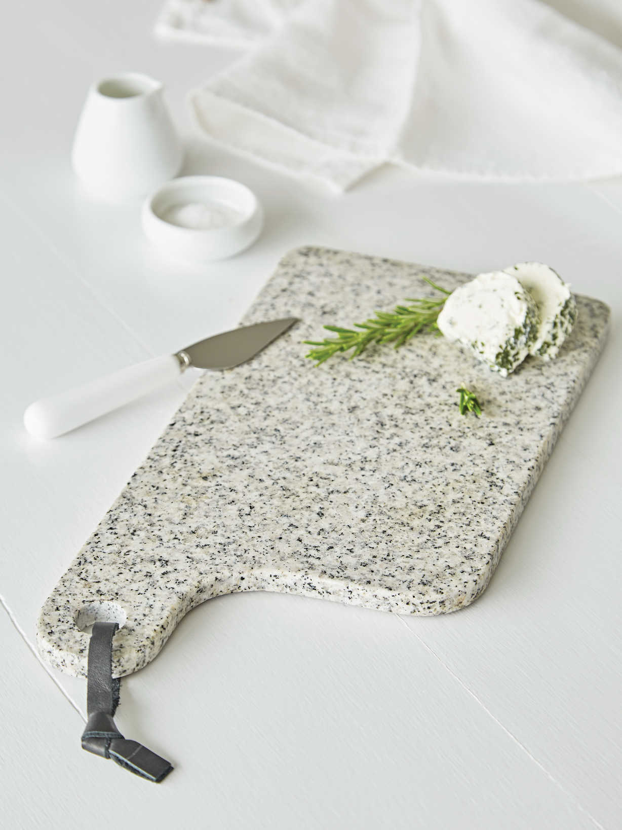 Nordic House Shaped Granite Serving Board