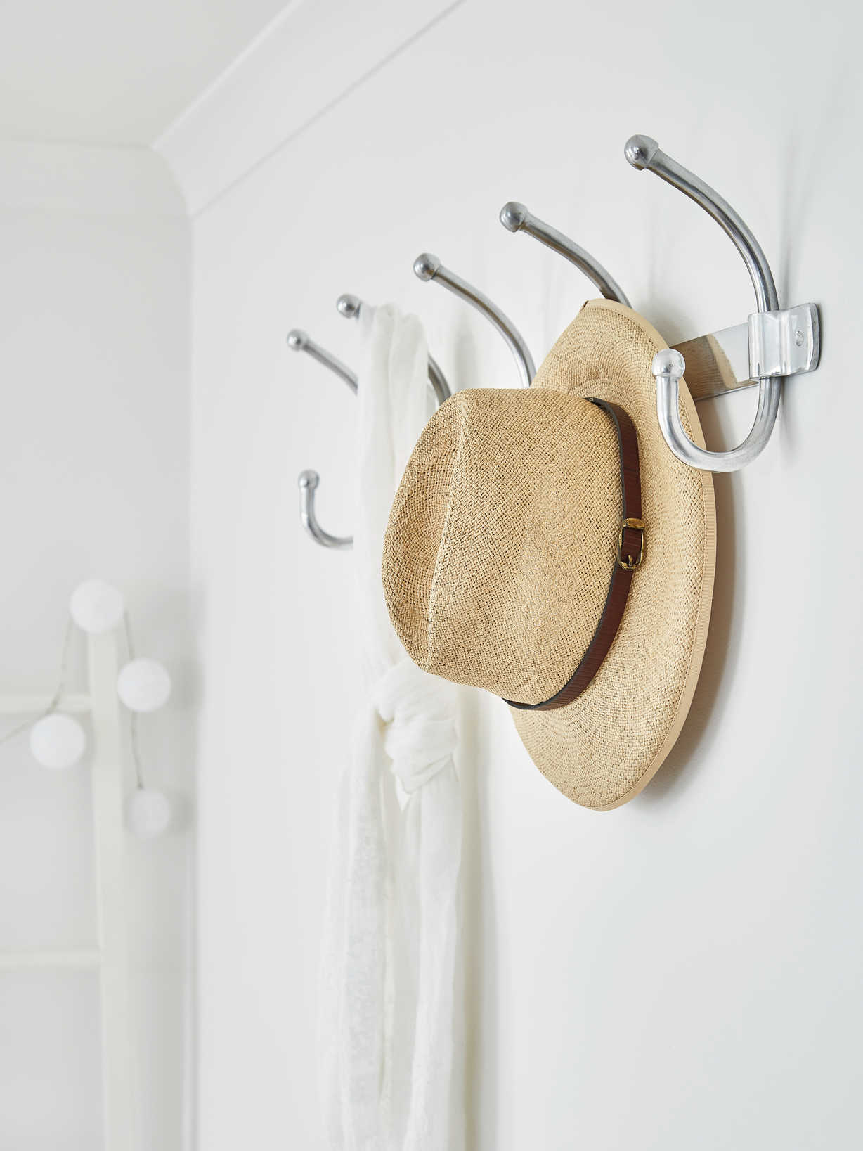 Nordic House Quintuple Hat and Coat Hook