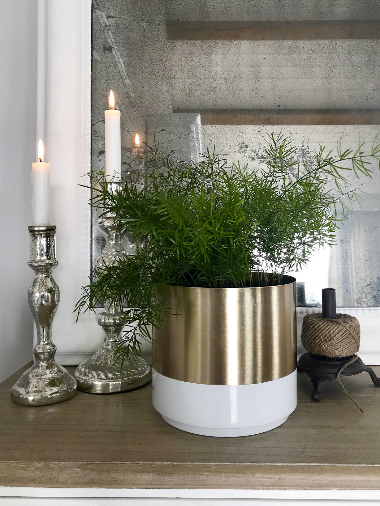 Nordic House Arvid Plant Pot