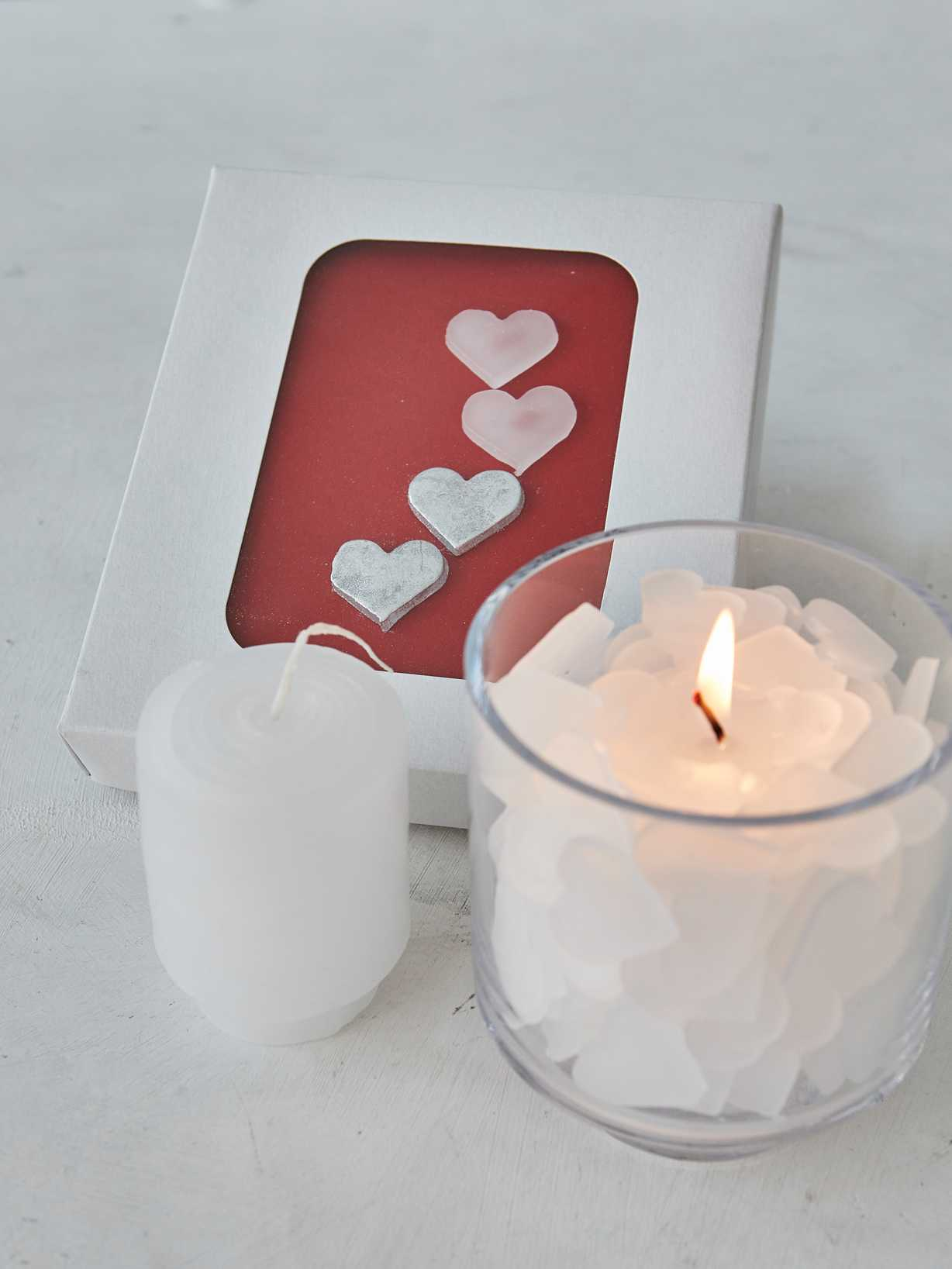 Nordic House Heart Refill Set