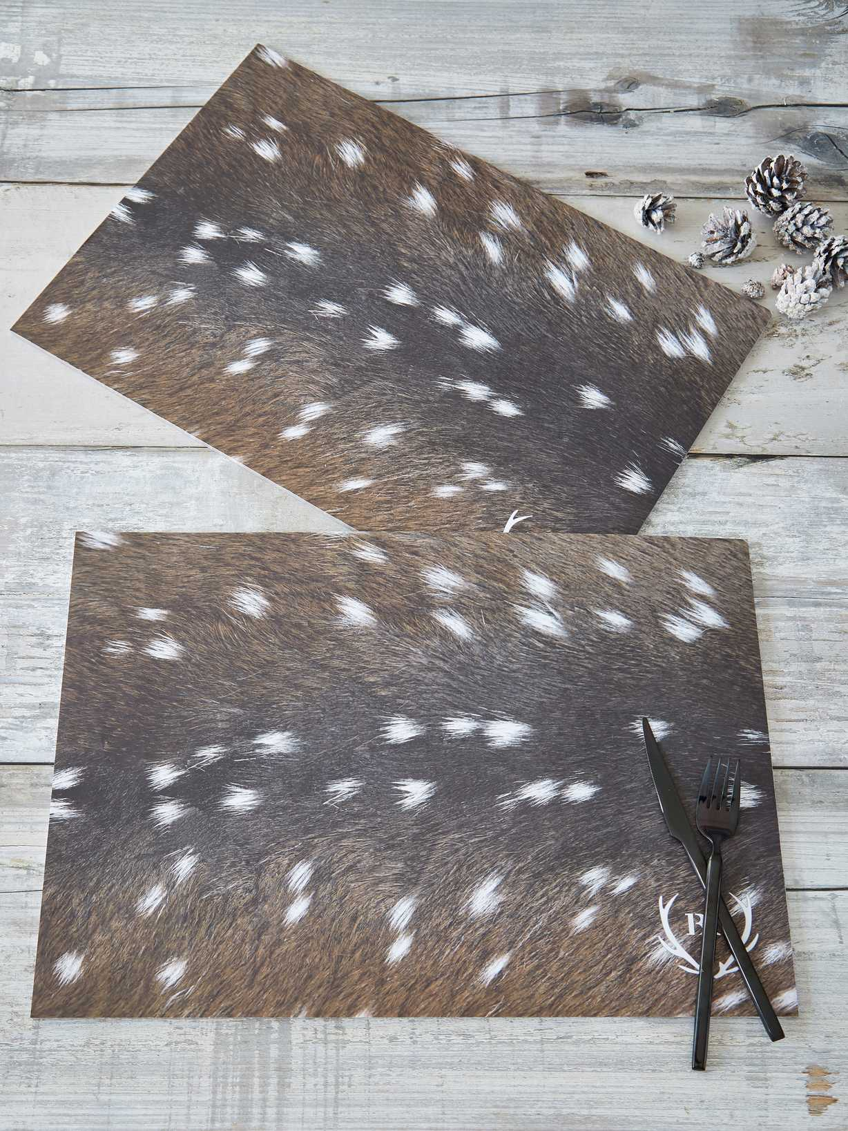 Outdoor Christmas Wrapping Paper