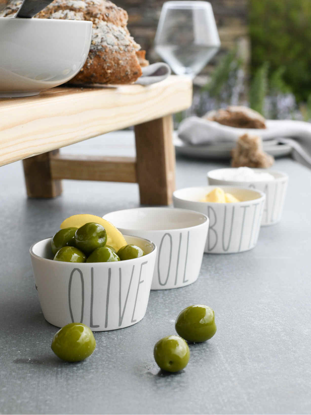 Nordic House Tapas Bowl Set