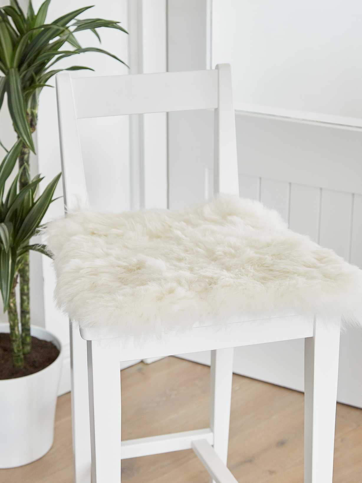 Nordic House Icelandic Sheepskin Seat Cover