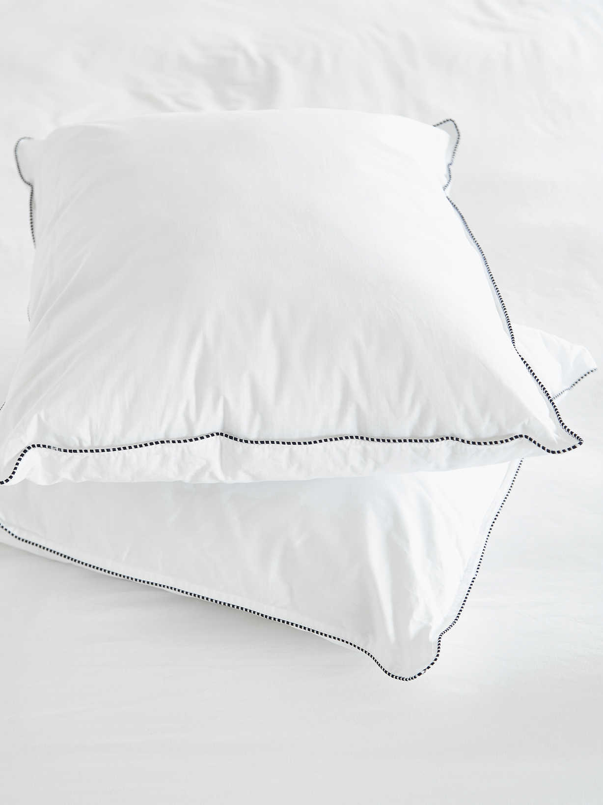 Nordic House Scandinavian Microfibre Pillow - Medium