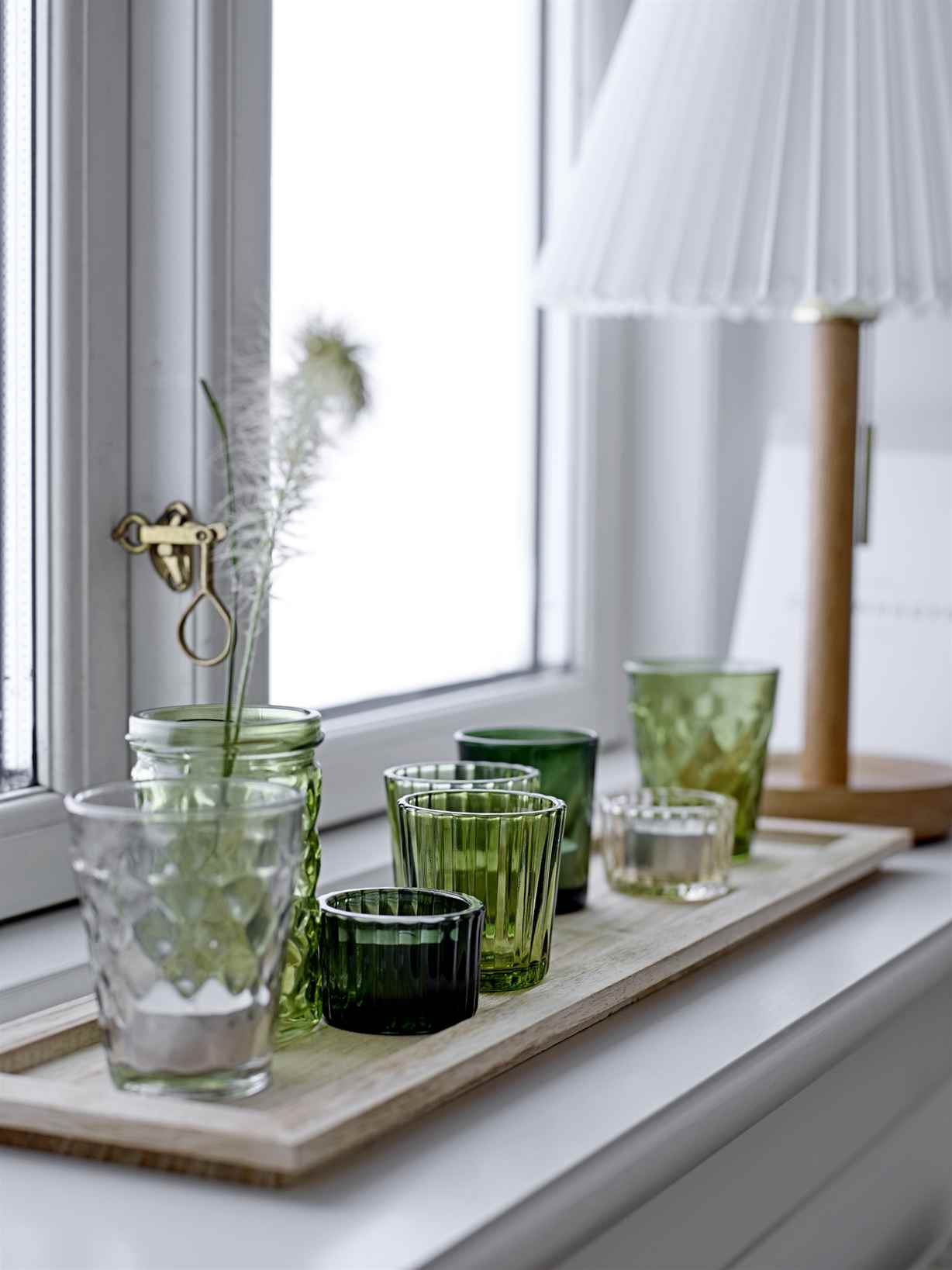 Nordic House Votive Centrepiece Set