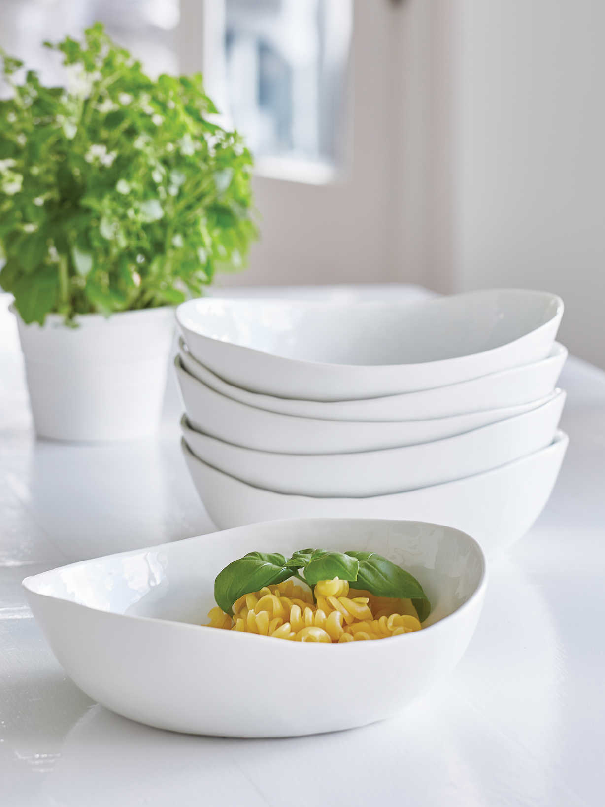 Nordic House Nordic Touch Pasta Bowl