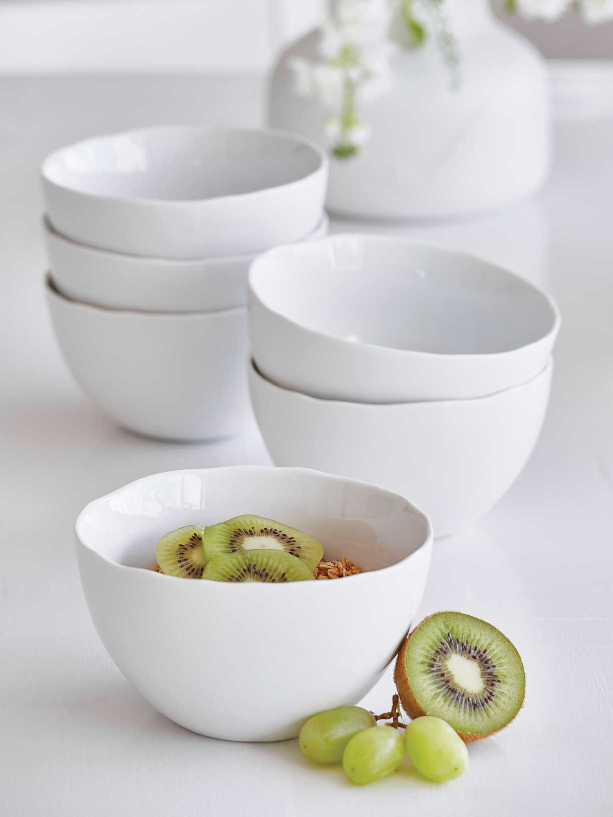 Nordic House Nordic Touch Cereal Bowl