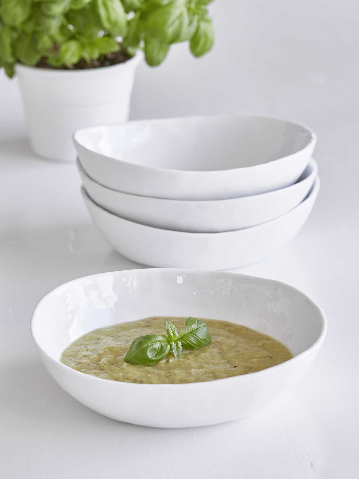 Nordic House Nordic Touch Soup Bowl