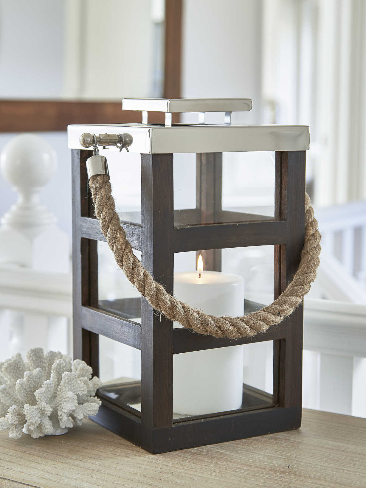 Nordic House Nautical Lantern