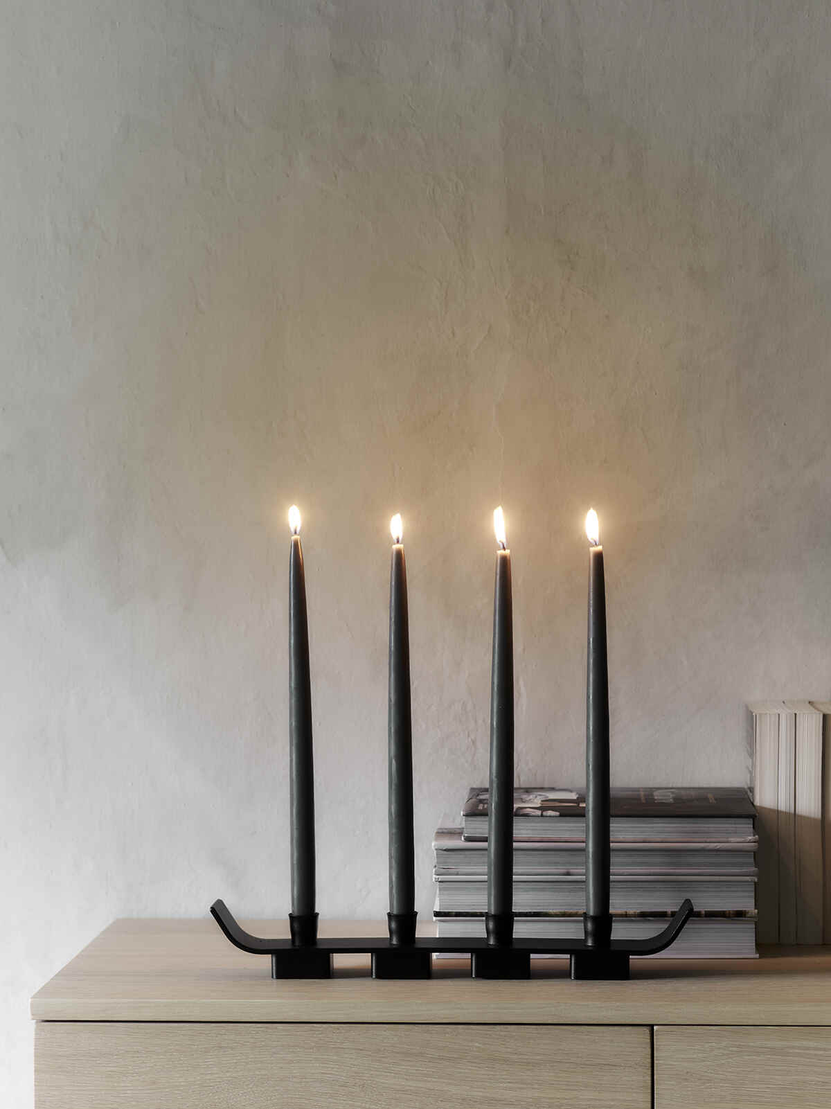 Nordic House Reversible Candle Holder