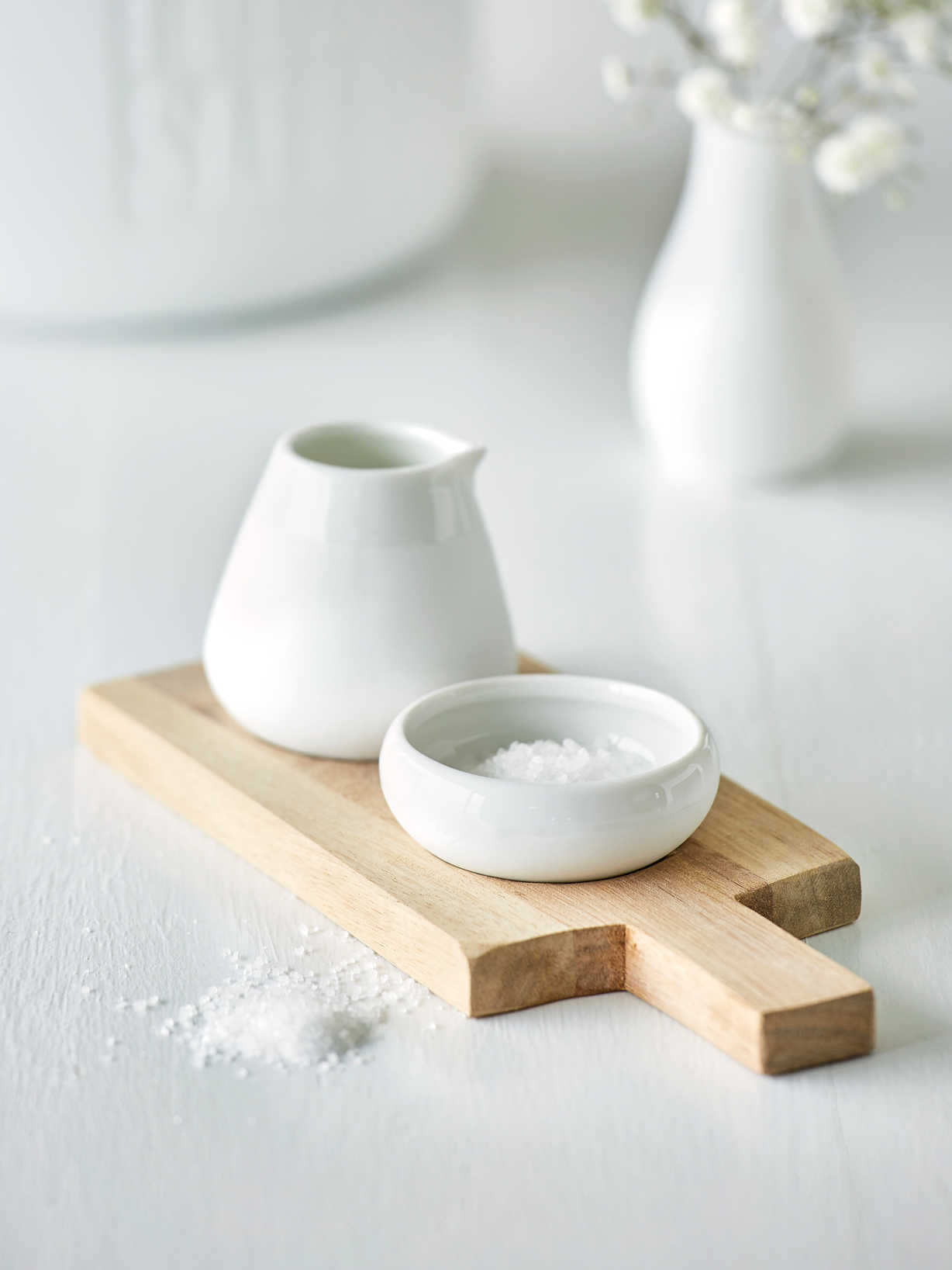 Nordic House Oil & Salt Set