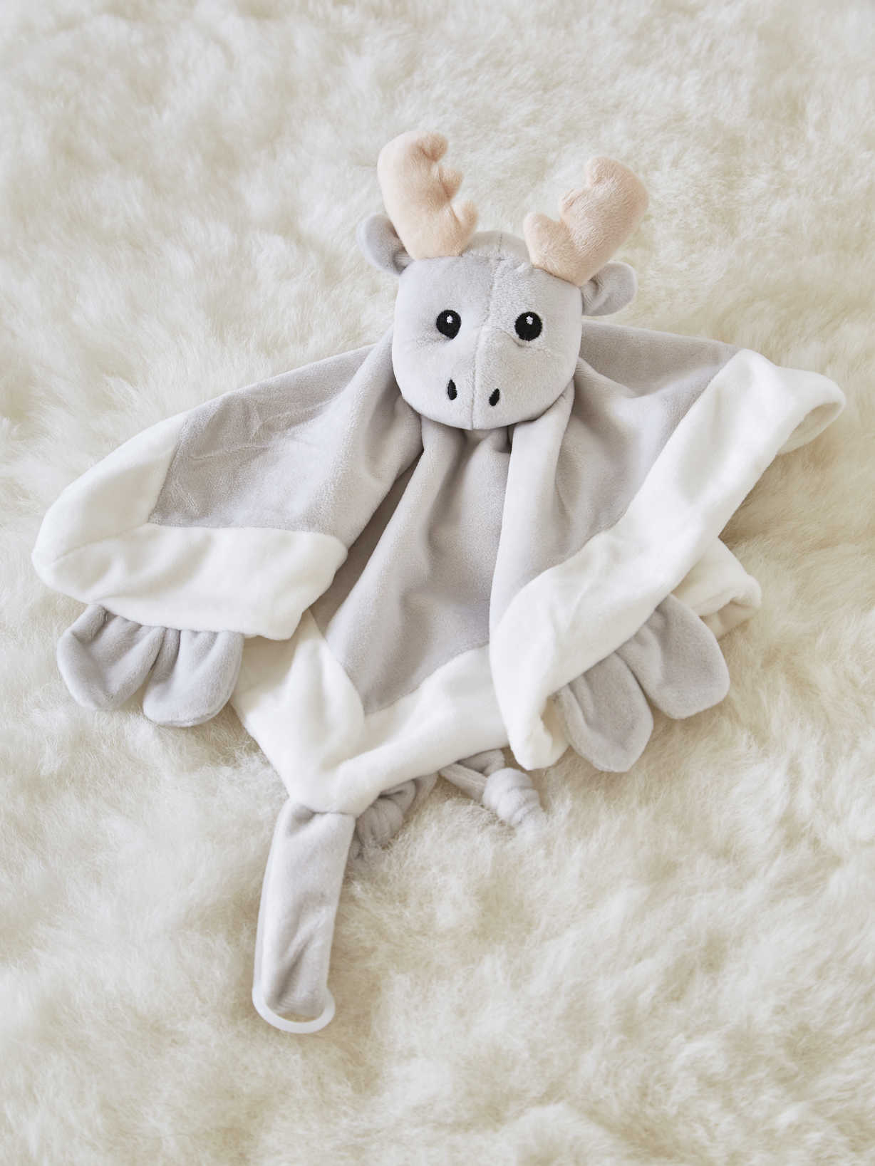Nordic House Soft Moose Comforter