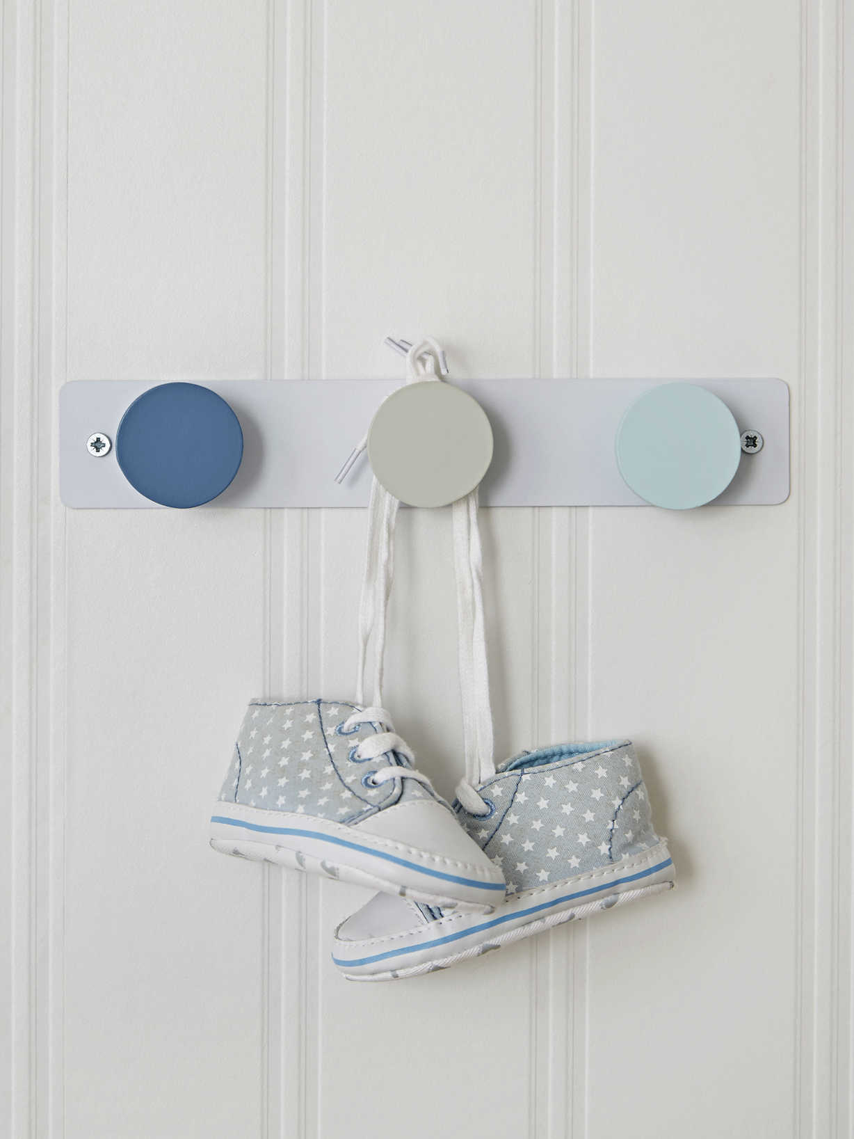 Nordic House Nordic Hook Rack - Mint Trio