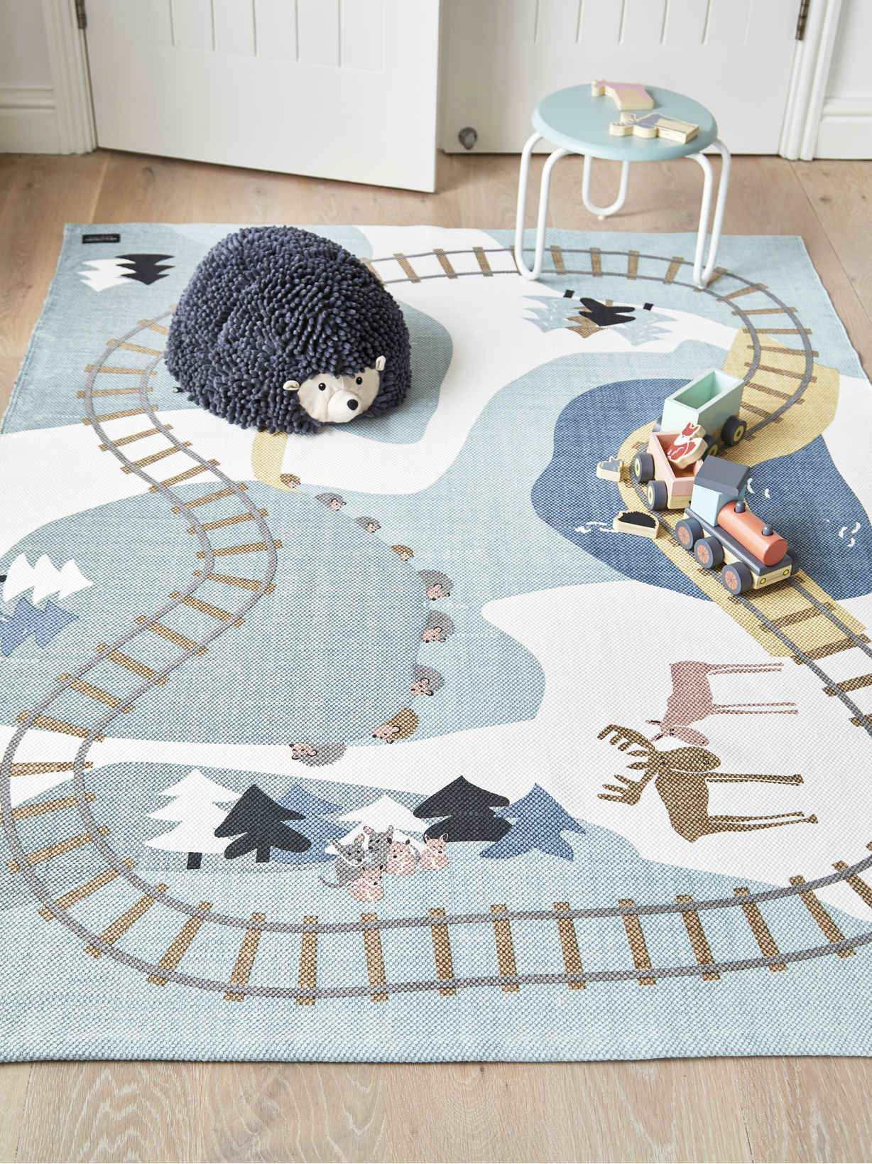 Nordic House Scandi Play Rug