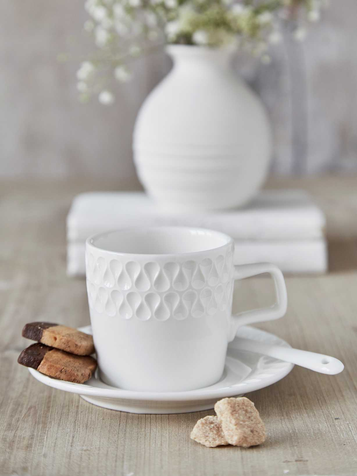 Nordic House EVA Cup & Saucer