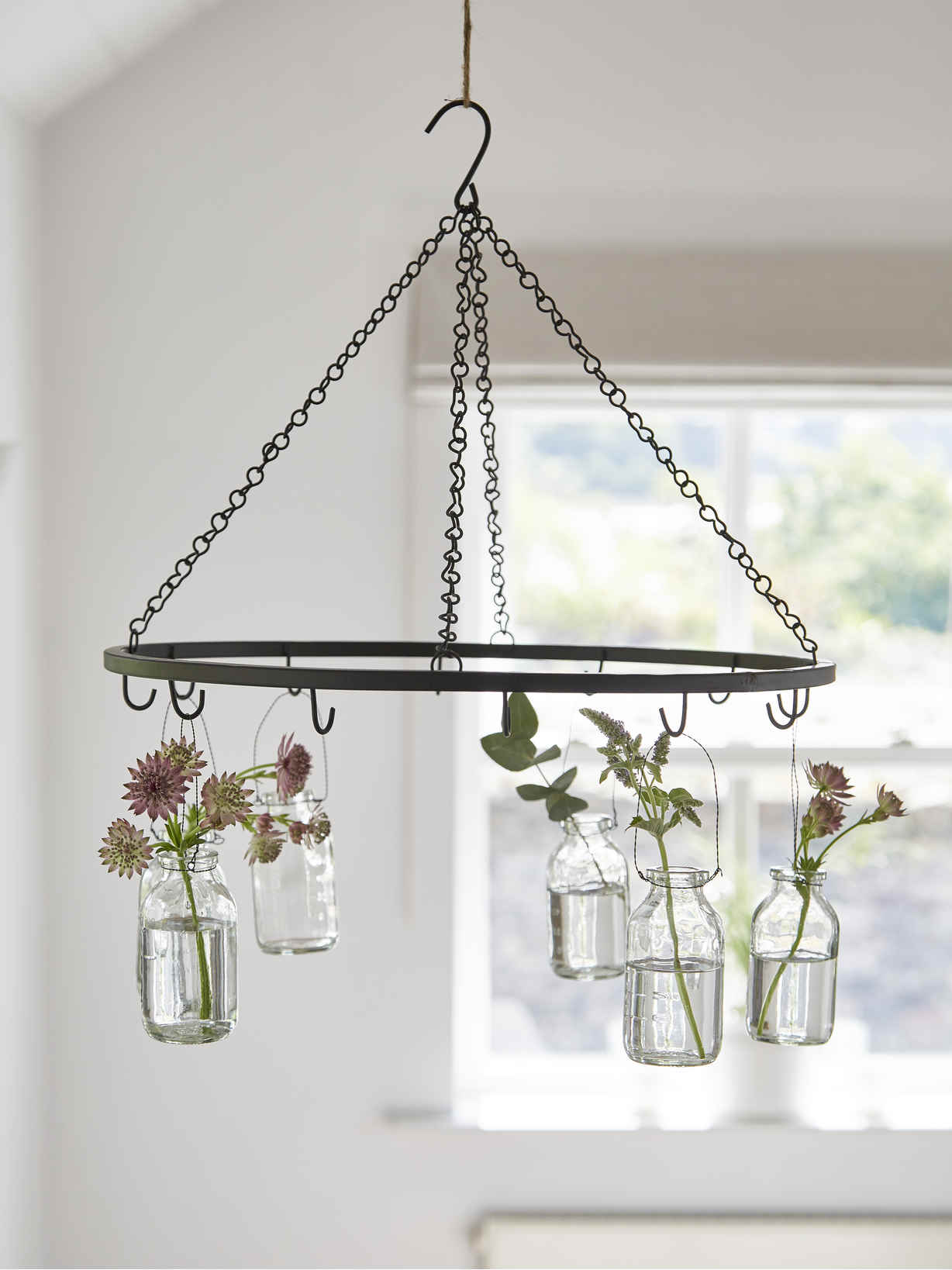 Nordic House Metal Display Hanger