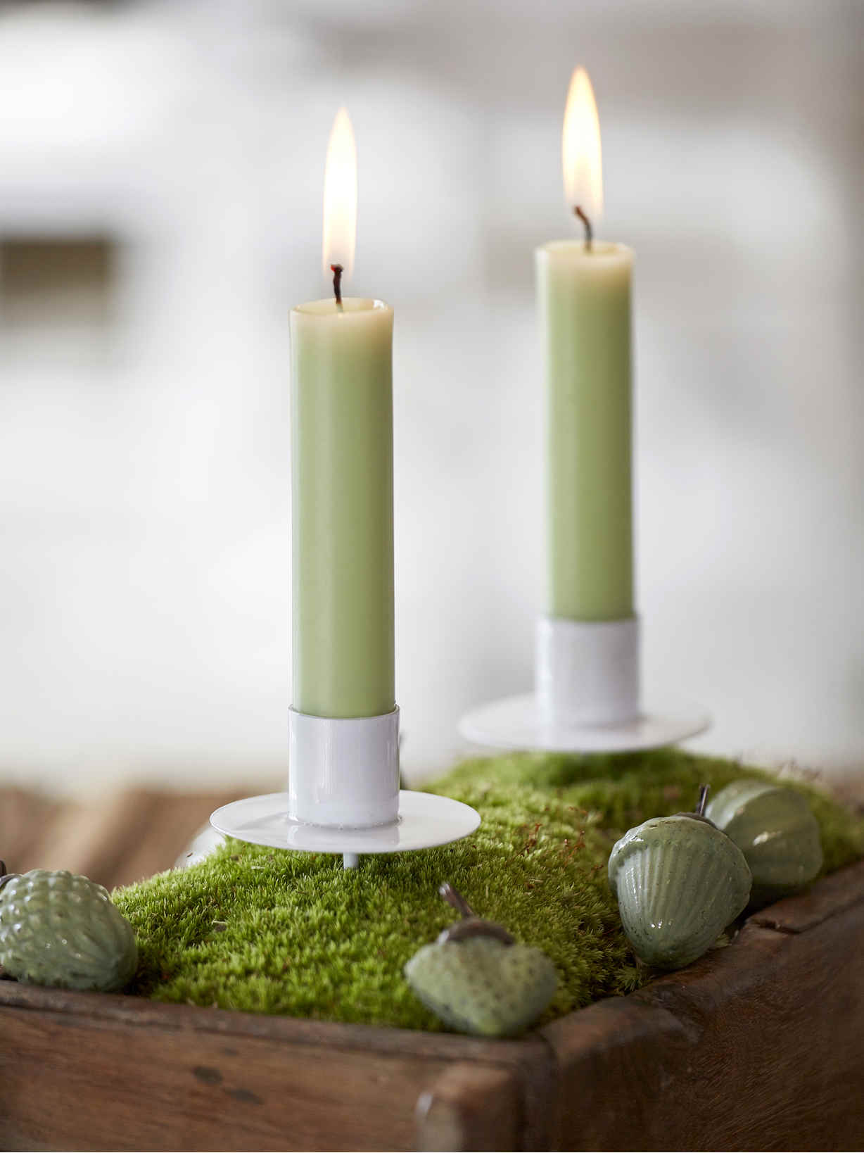 Nordic House Candle Holder Spears
