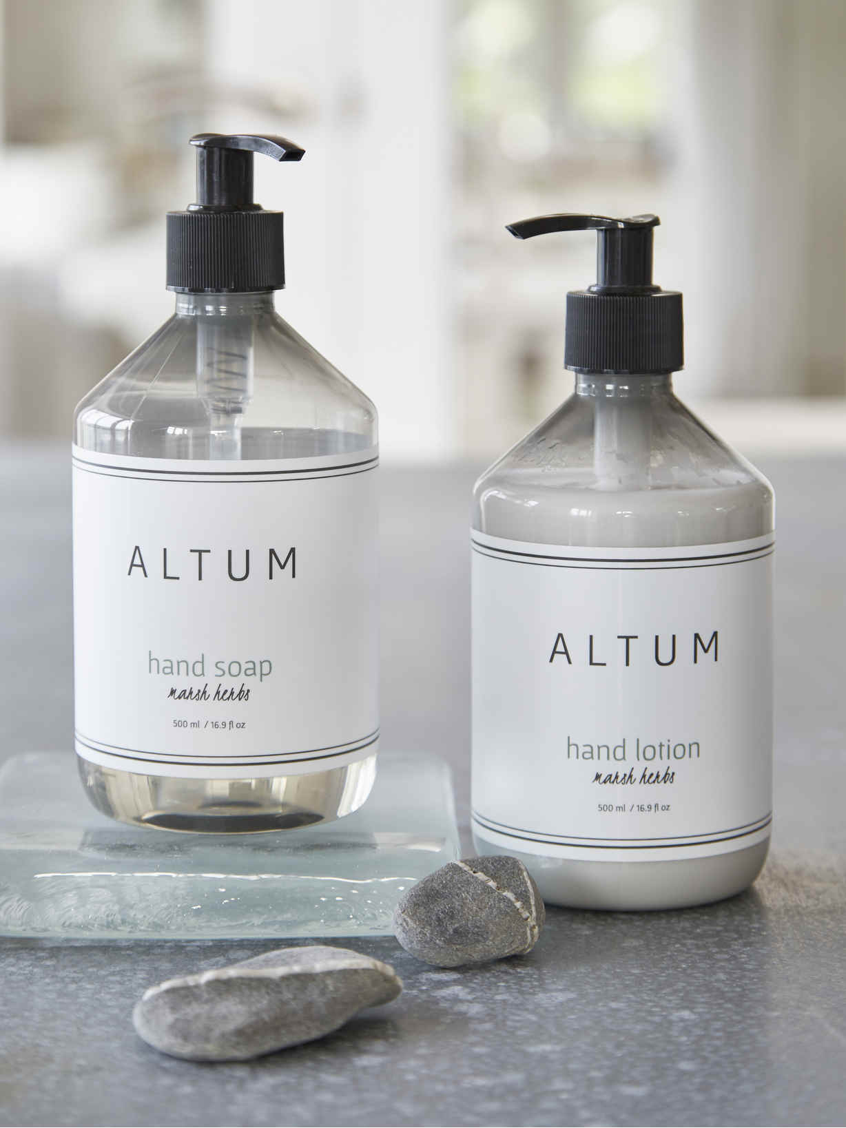 Nordic House Hand Soap & Lotion - Marsh Herbs