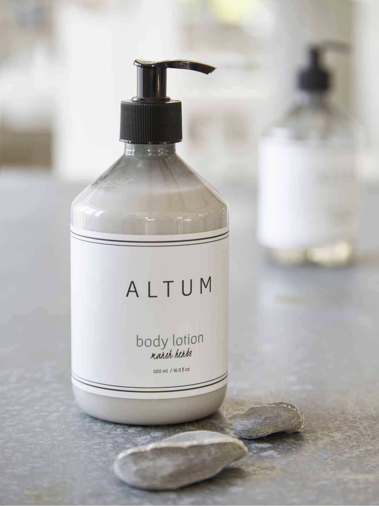 Nordic House Altum Body Lotion - Marsh Herbs