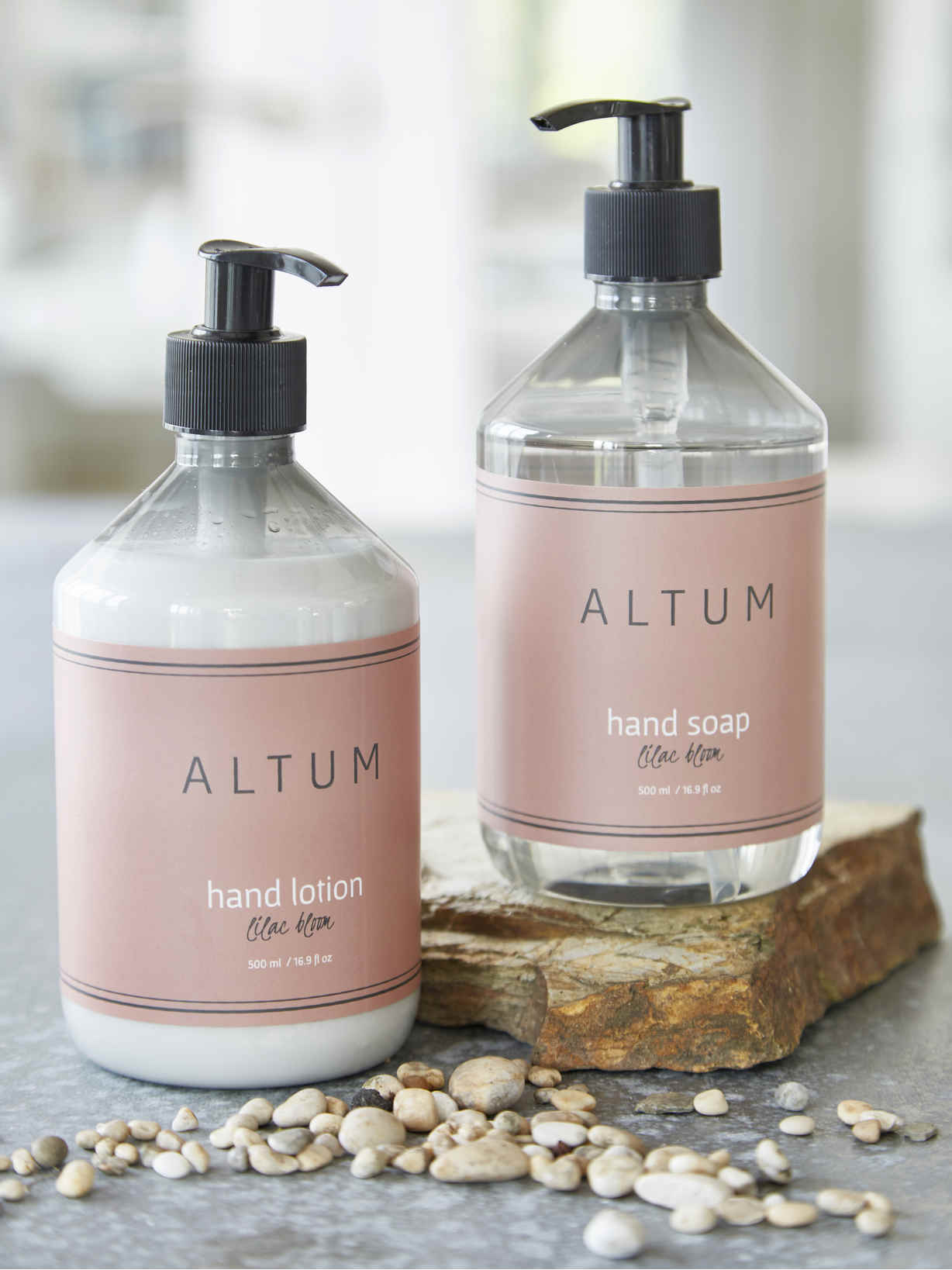 Nordic House Hand Soap & Lotion - Lilac Bloom