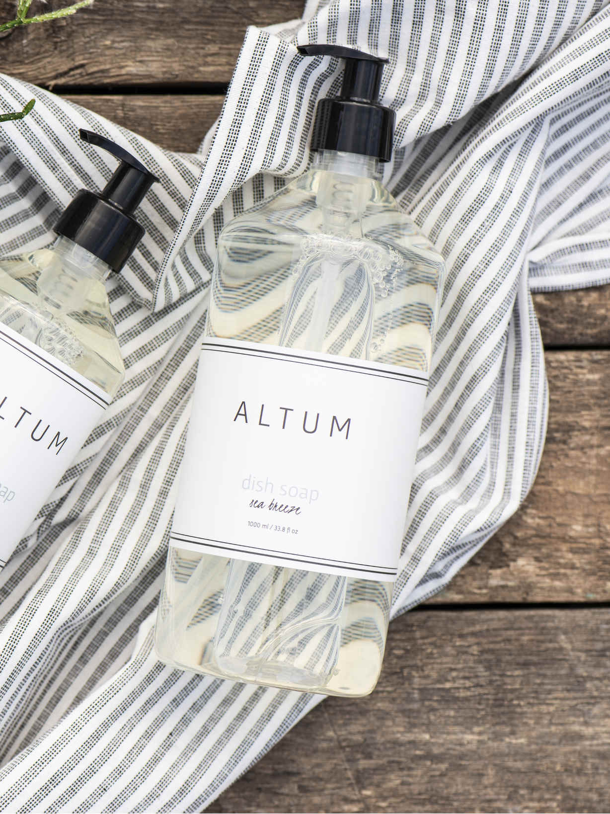 Nordic House ALTUM Liquid Dish Soap - Sea Breeze