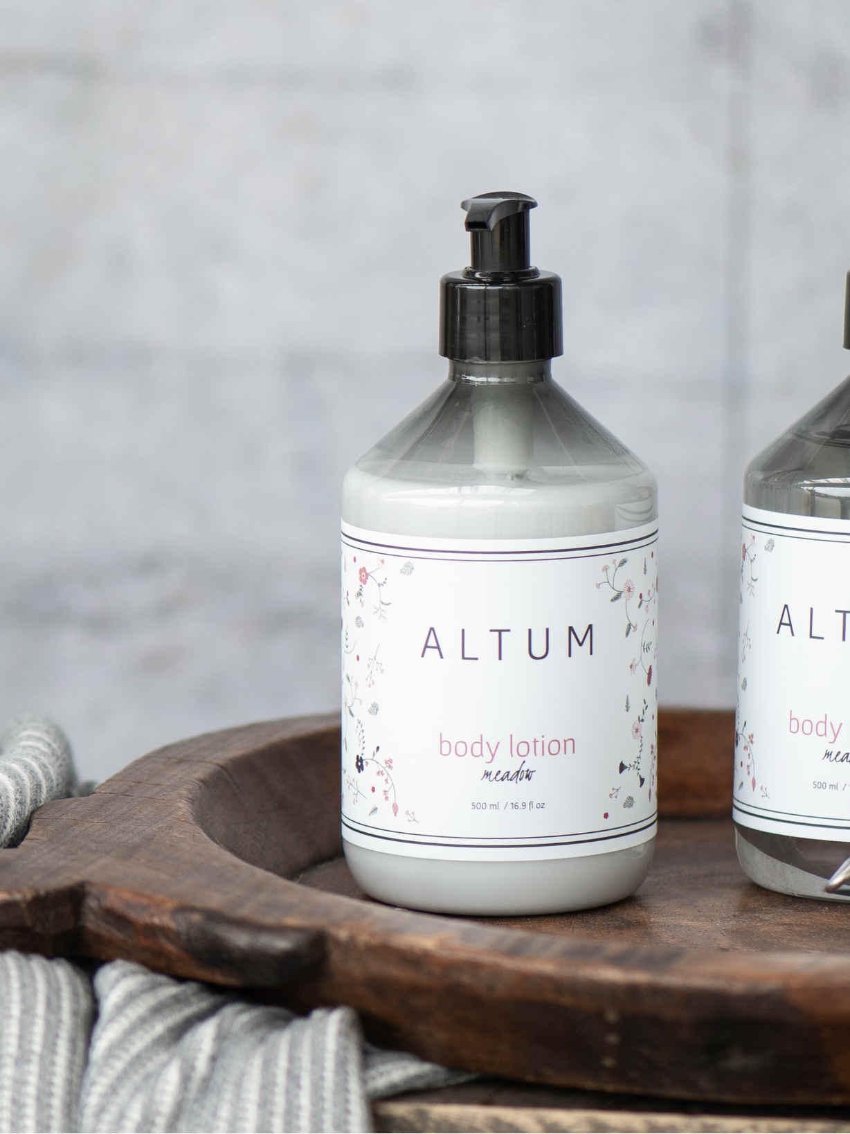 Nordic House Altum Body Lotion - Meadow