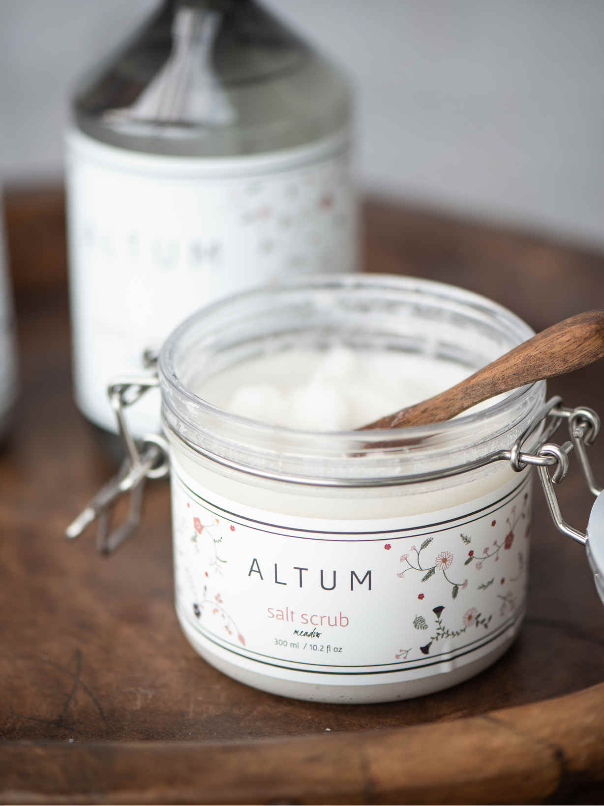 Nordic House Altum Salt Scrub - Meadow