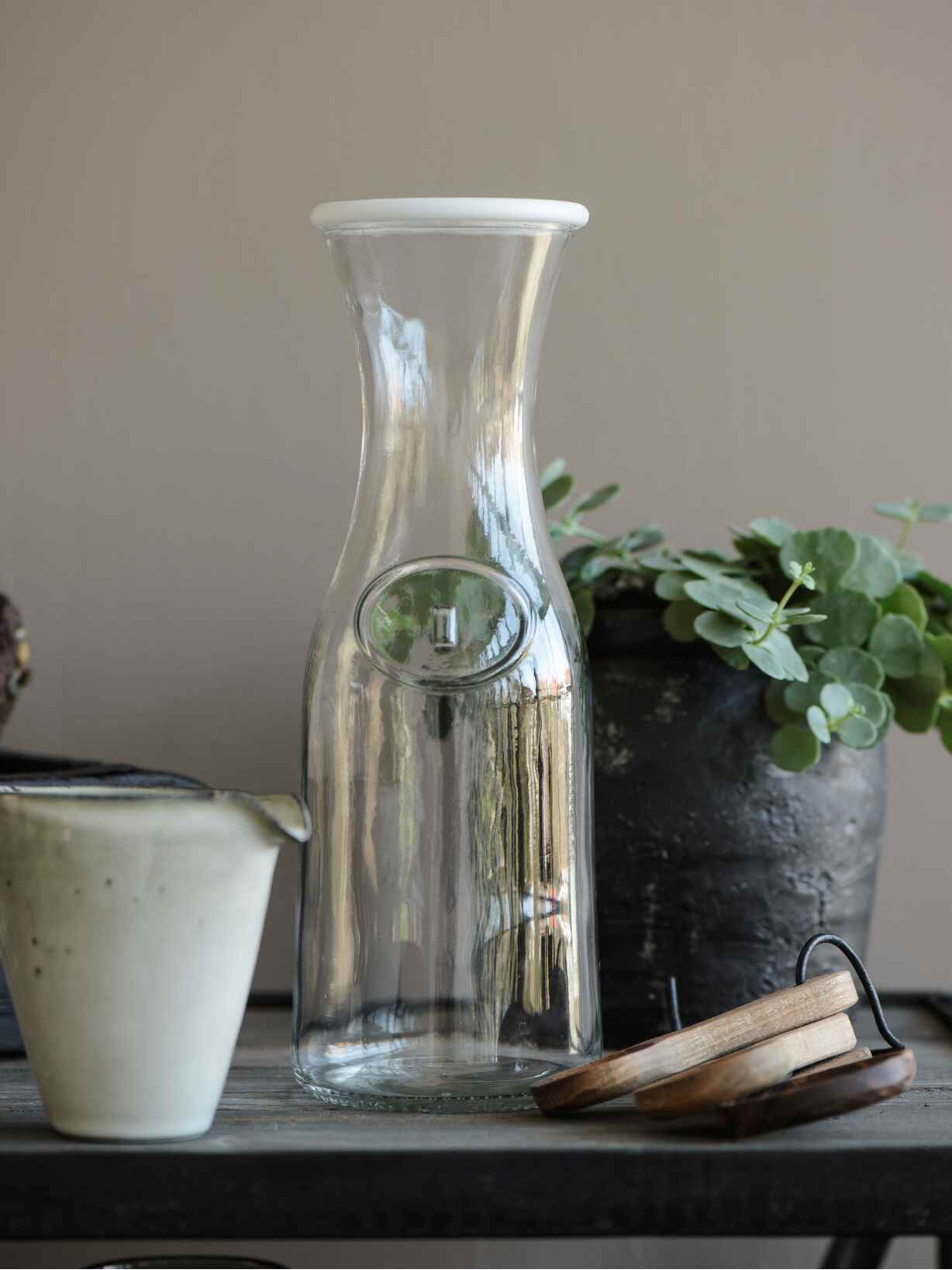 Nordic House Bistro Carafe with Lid