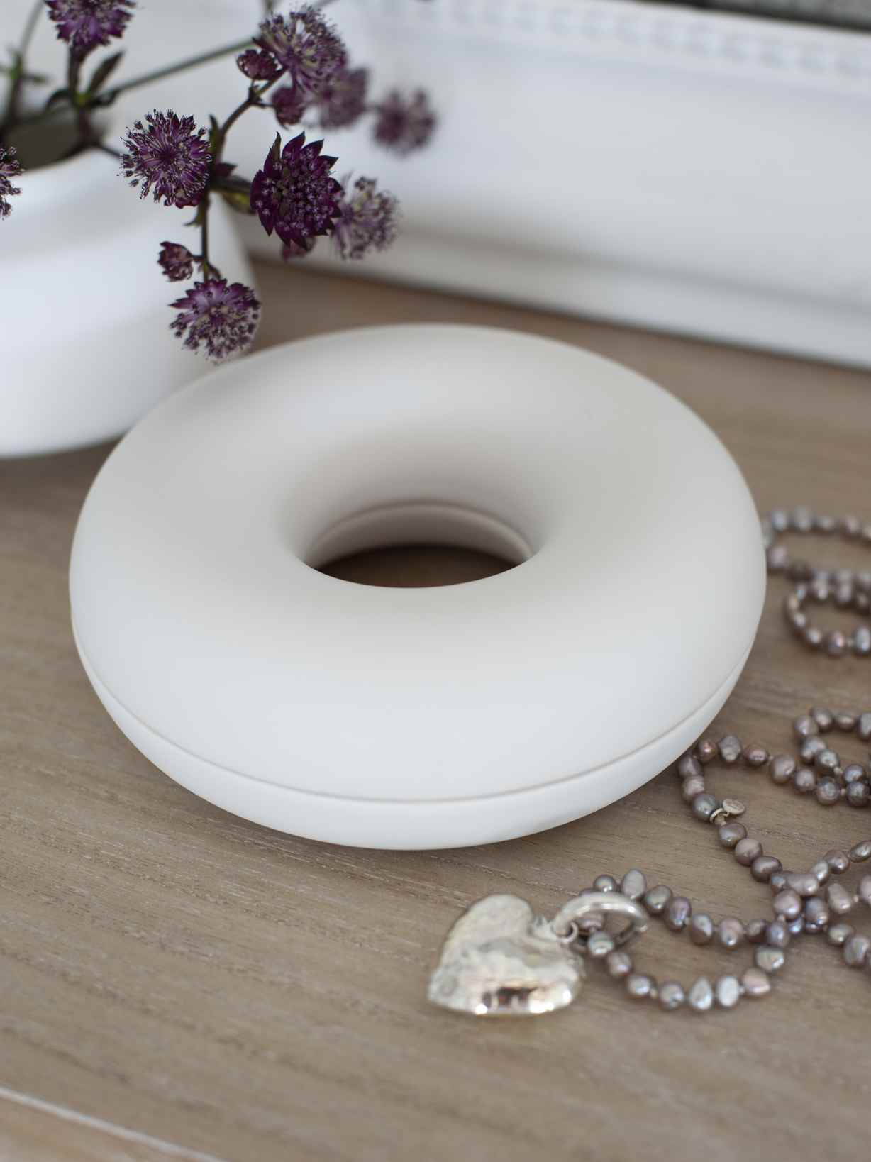 Nordic House Donut Jewellery Holder