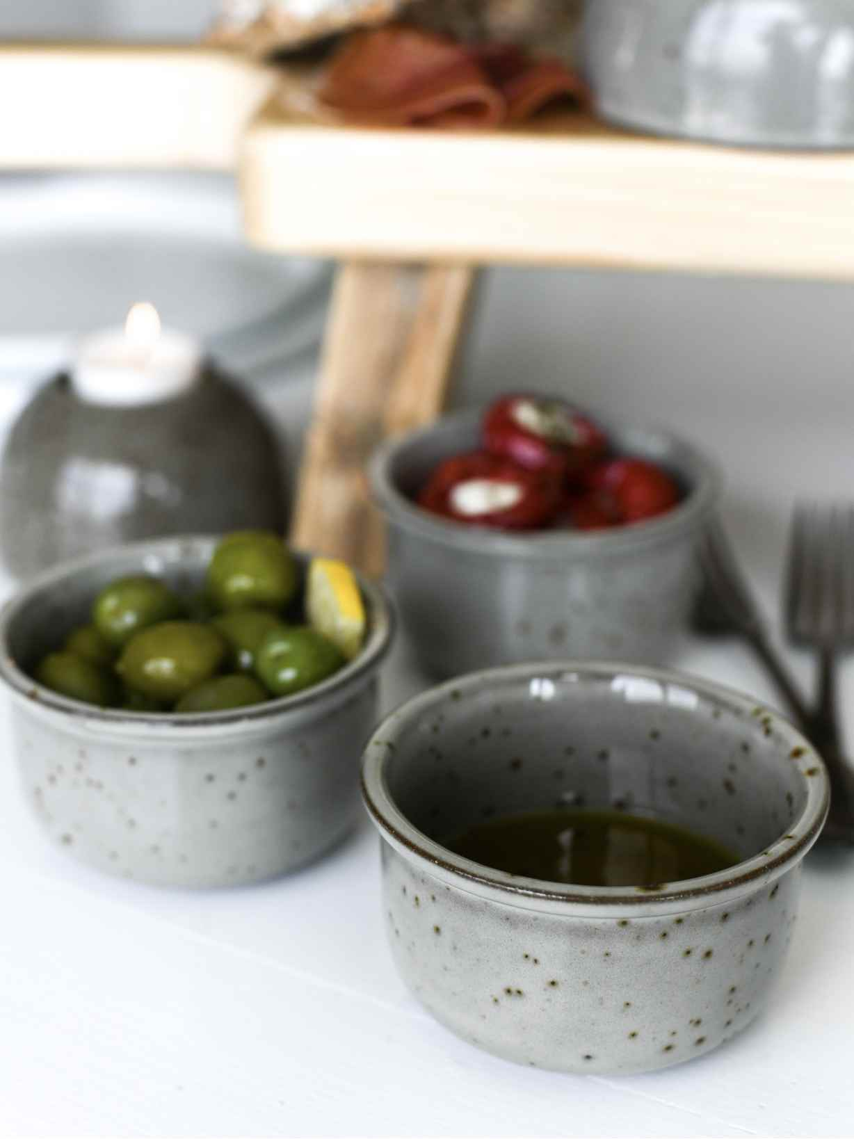 Nordic House Sten Tapas Bowl Set