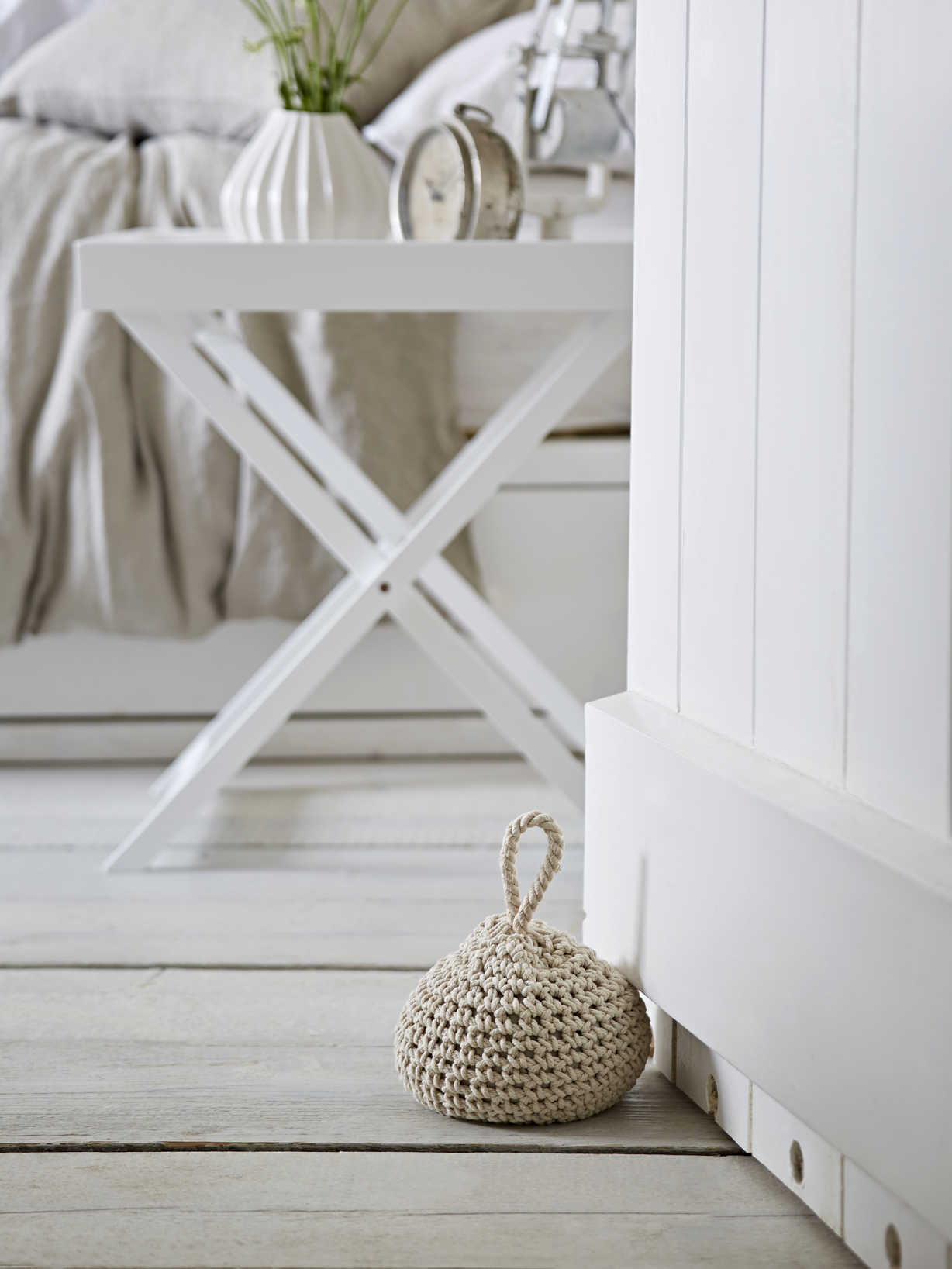 Nordic House Crochet Door Stop