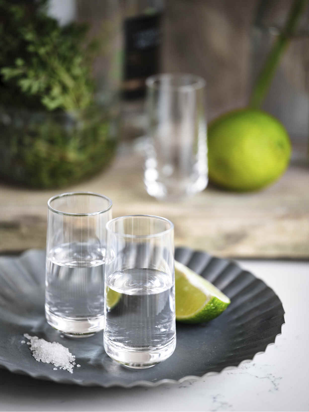 Nordic House Tillie Shot Glass Set