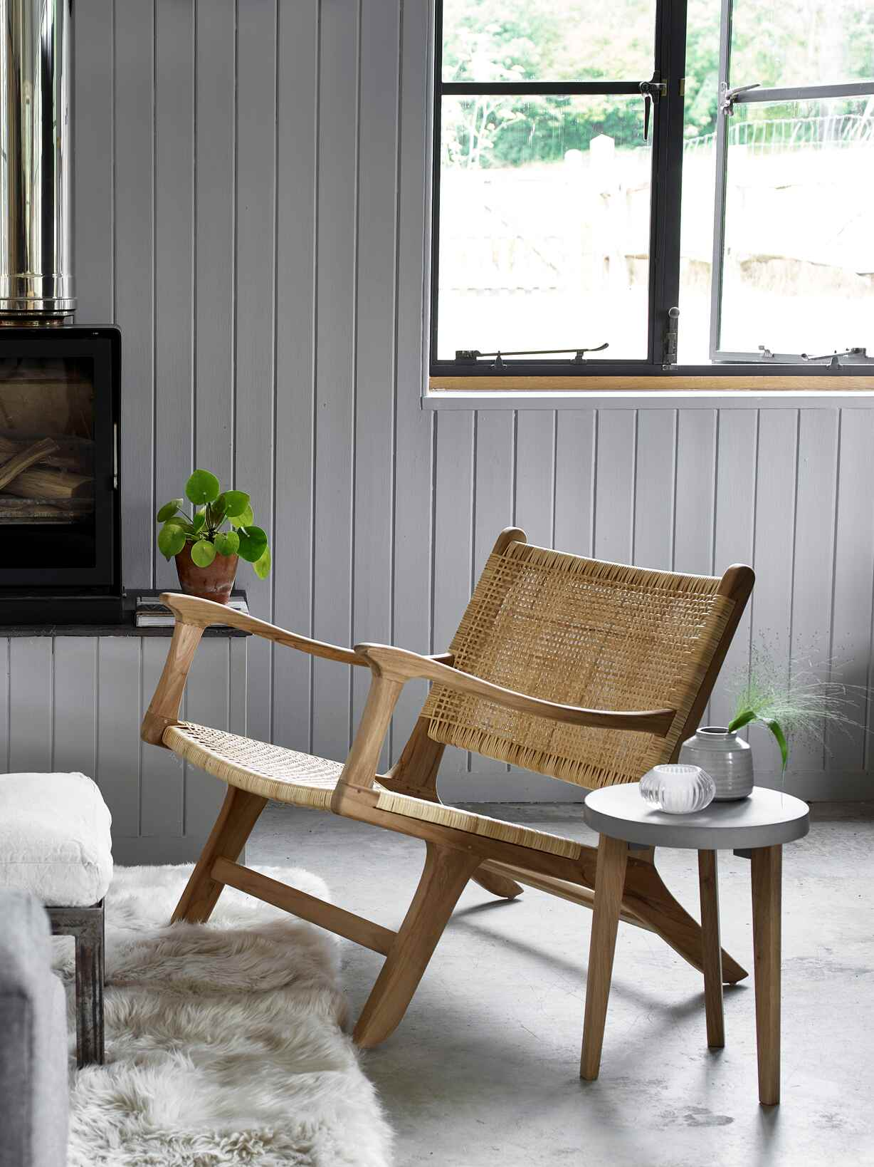 Nordic House Lina Lounge Chair