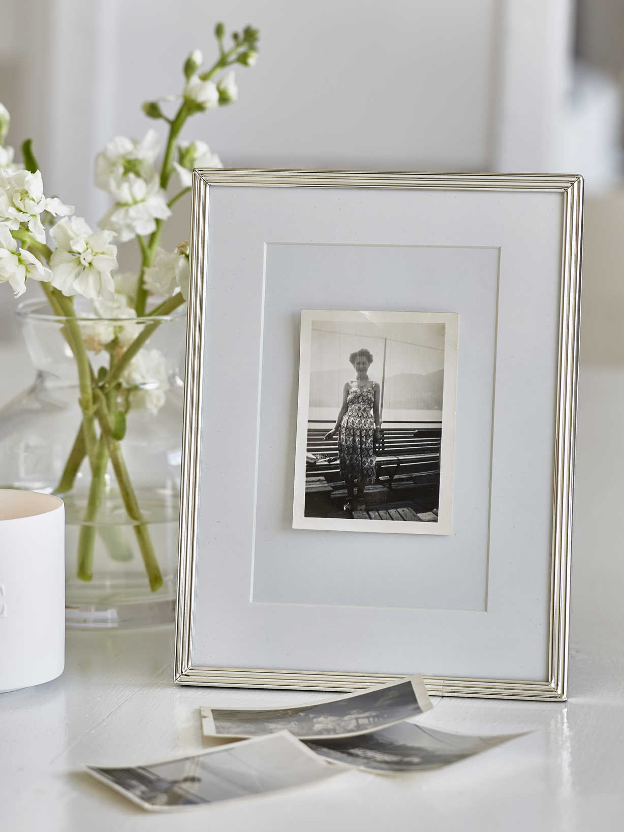 Nordic House Sleek Picture Frame