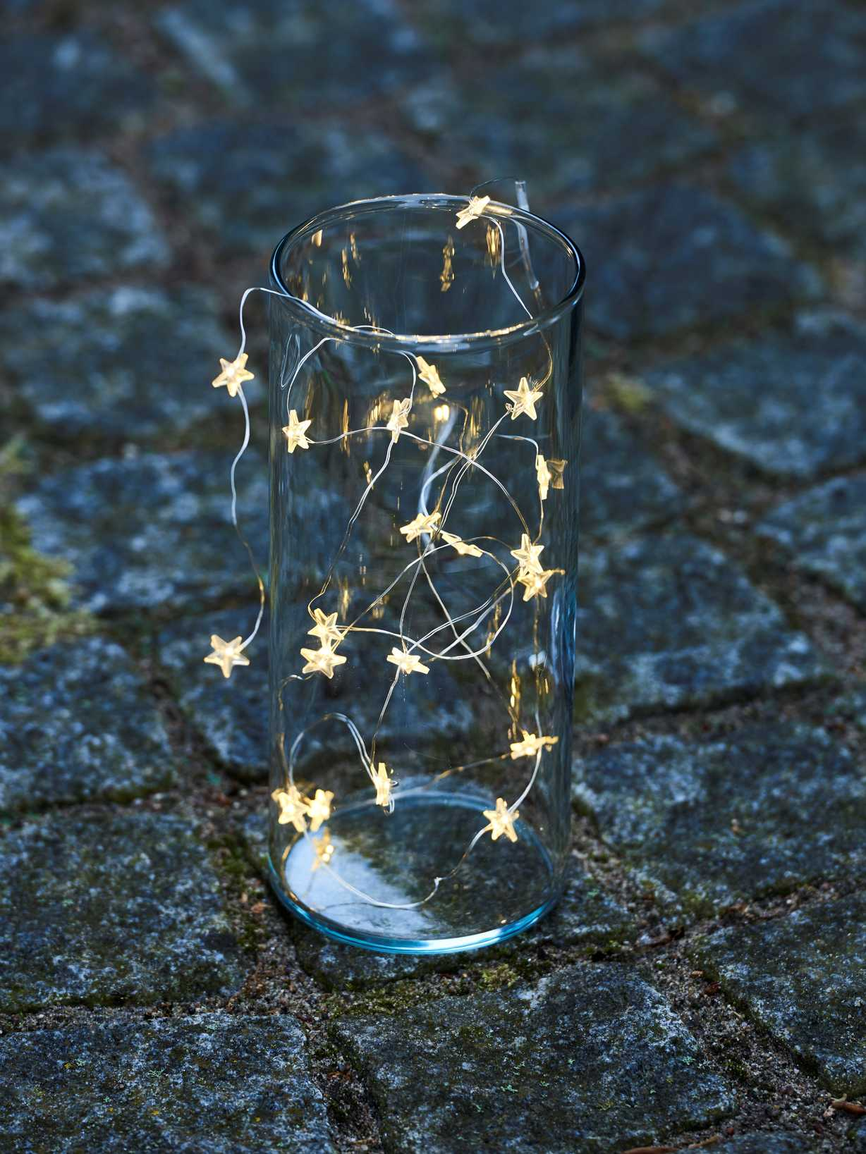 Nordic House Mini Star LED String Lights