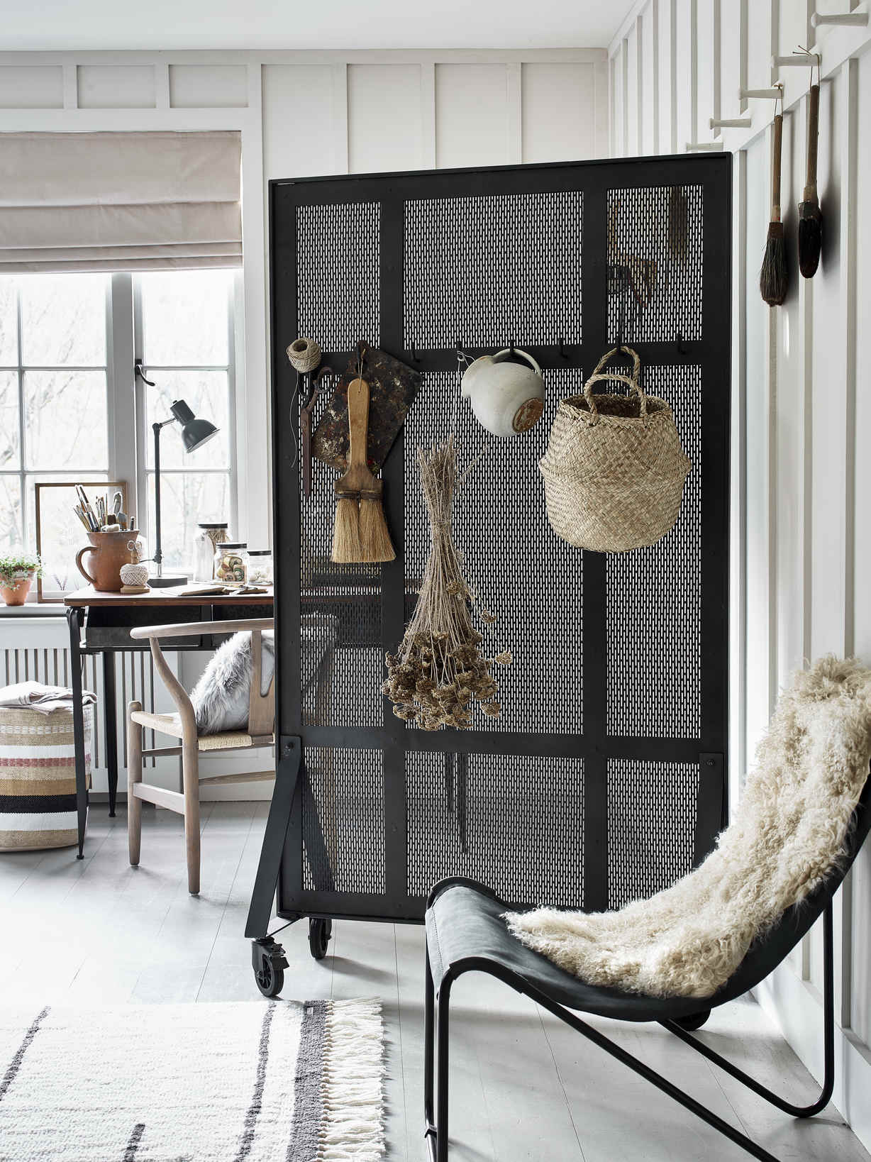 Nordic House Solna Room Divider
