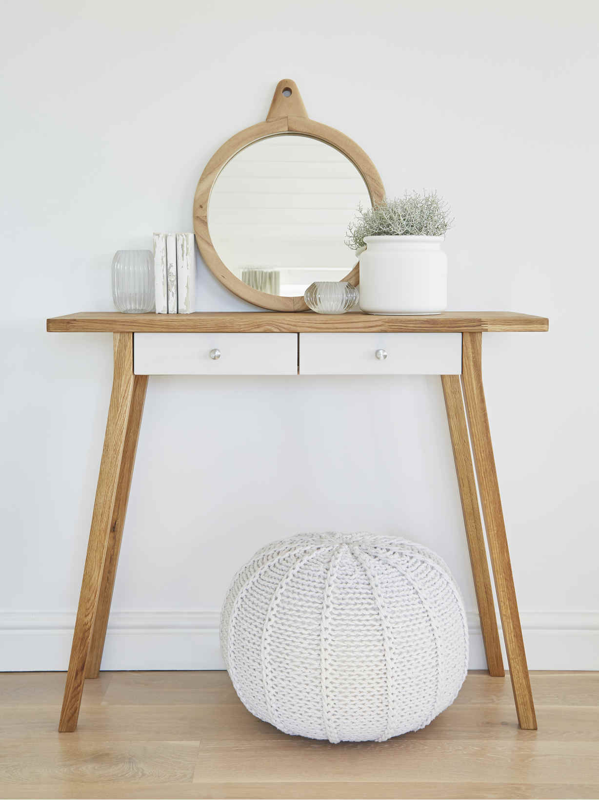 Nordic House Milo Console Table