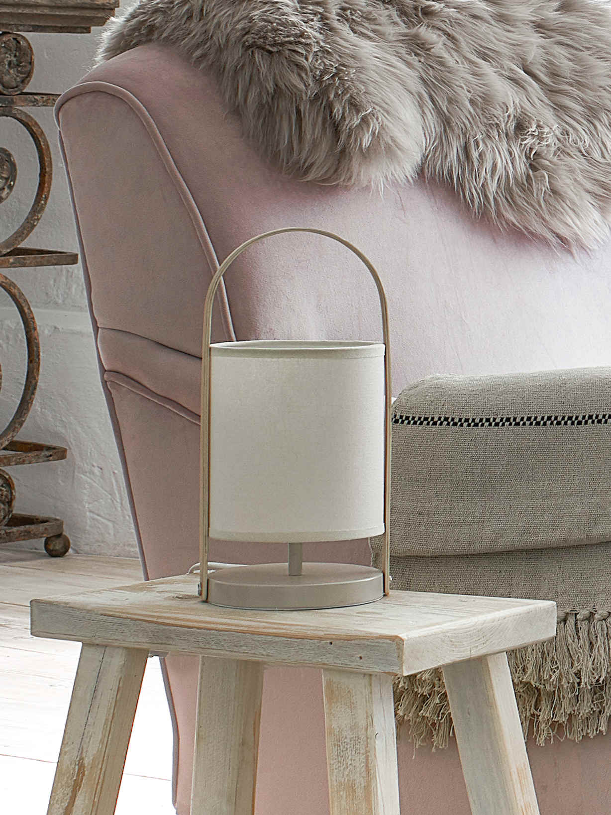 Nordic House Nautical Table Lamp