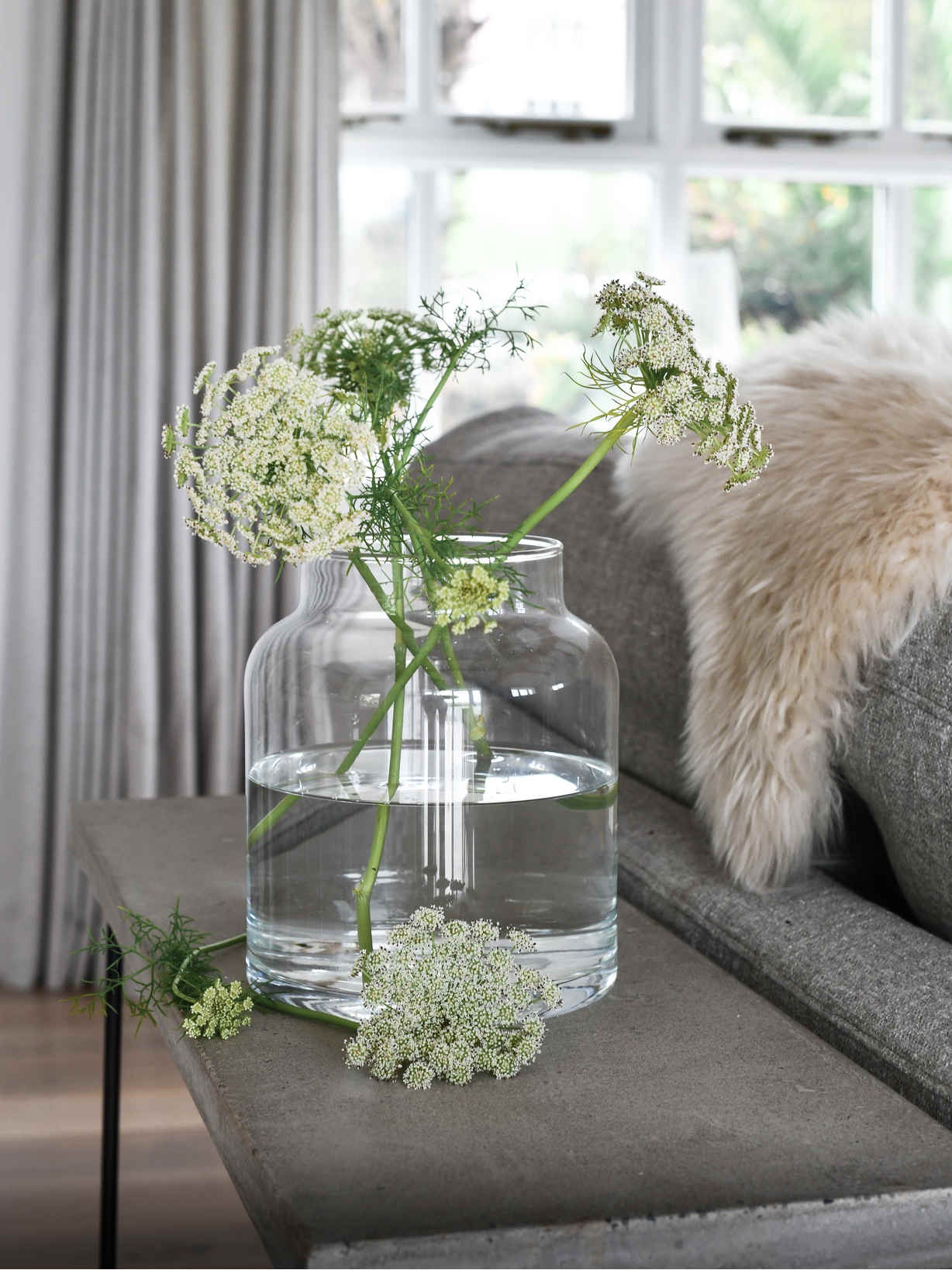 Nordic House Pure Bottle Vase